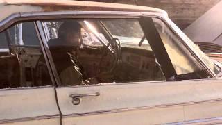 Kundi's 1964 Dodge Polara Start Up