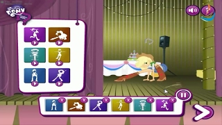 ♥™  - My Little Pony Equestria Girls Fall Formal Dance-off (Match the Moves) ♡™