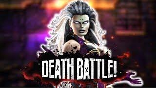Sindel Screams for DEATH BATTLE!