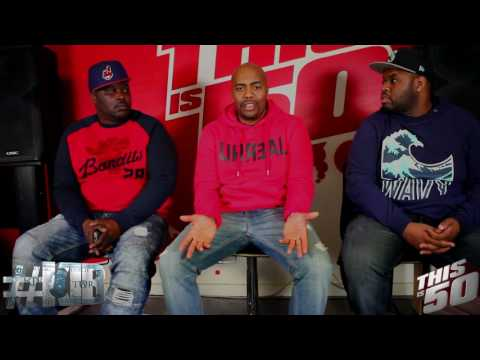 Beasley GOES OFF on B-Magic For Taking Money For Smack Battle & Not Showing + 50 Cent Walks In