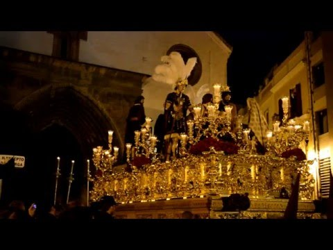 Entrada del misterio del Carmen Doloroso | Semana Santa de Sevilla 2016