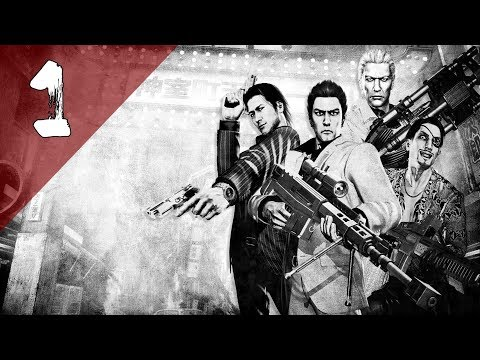 Stream Archive: Yakuza Dead Souls - Episode 1