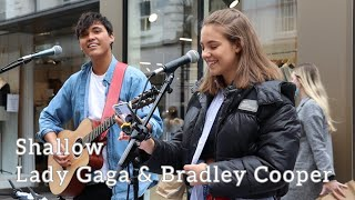 "BEST SHALLOW DUET EVER WITH JACOB KOOPMAN ""Shallow"" from A Star Is Born 