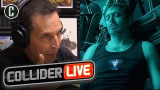 What Does Todd McFarlane Think of Avengers Endgame Title?