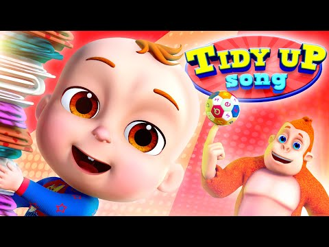 tidy-up-song-and-more-nursery-rhymes-&-kids-songs-|-good-habits-learning-songs-|-clean-up-song