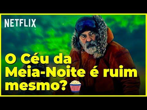 O Céu da Meia-Noite é emocionante, mas cheio de problemas! | Netflix