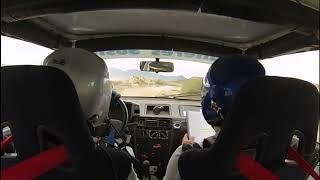 Rallye Tierras Altas De Lorca 2018 Agustin Alvaro- Adrian Gomez Citroen BX GTI 16v Tramo C