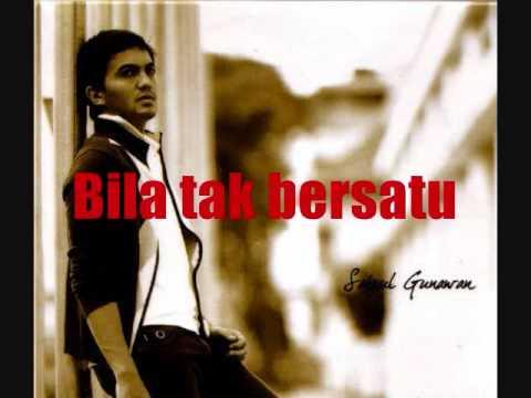 Sahrul Gunawan - Bukan Dirimu Yang Salah(with Lyrics) Best View dari Sinetron Bukan Cinderella