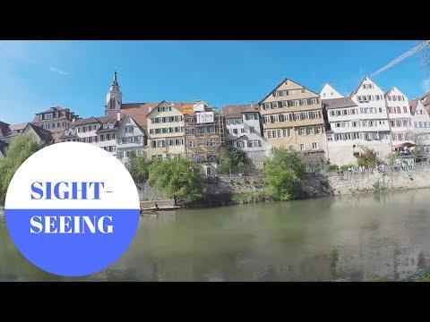 Sightseeing in Tübingen in GERMANY