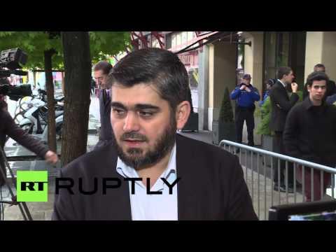 Switzerland: HNC won't join Geneva talks until 'conditions improve' says Alloush