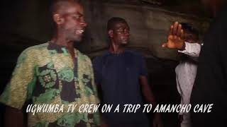 THE HIDDEN CAVES IN IGBOLANDAMANCHO CAVE