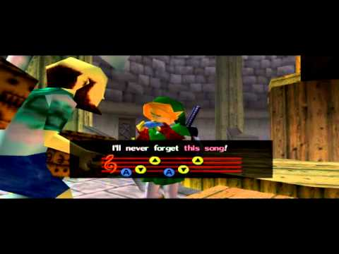 Windmill Hut Song of Storms 10 Hours  Zelda Ocarina of Time