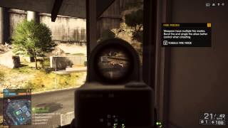 BF4 Max settings Team Death Match