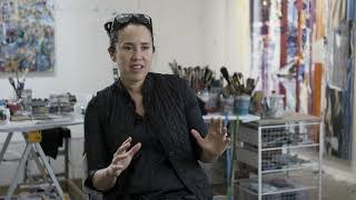 Studio Visit with Artist Sarah Sze | Christie's