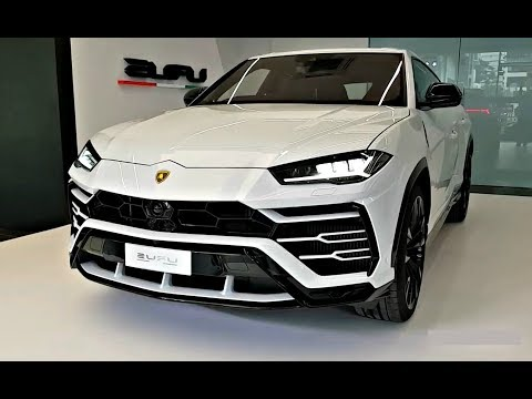 Lamborghini Urus 2018 NEW FULL Review Interior Exterior Infotainment