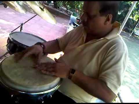 Djembe Percussion Solo