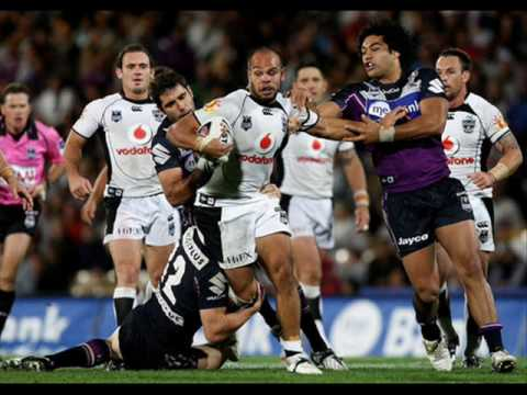 Melbourne Storm Team List and Theme Song