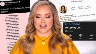 Nikkie Tutorials comes out due to BLACKMAIL & TooFaced employee FIRED over it...