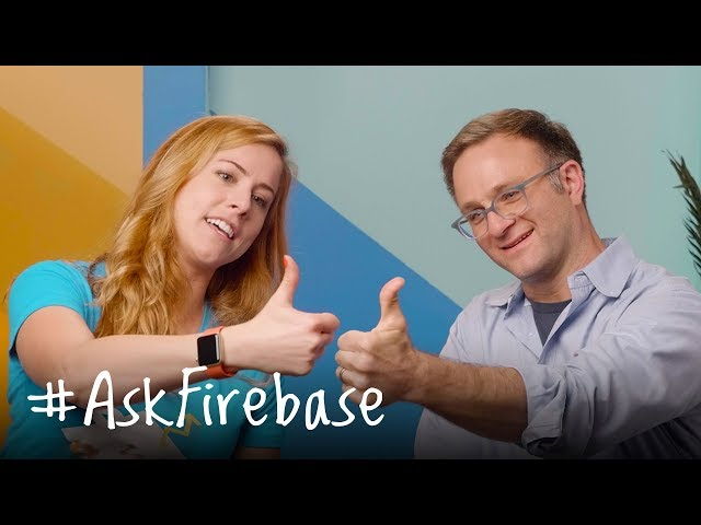 What's the Difference Between Cloud Firestore & Firebase Realtime Database? #AskFirebase