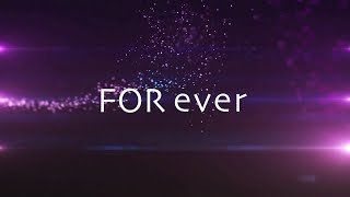 Forever with Lyrics (Kari Jobe)