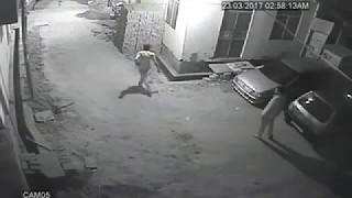 Best CCTV Camera !! Thief Caught on CCTV Camera In India 2017