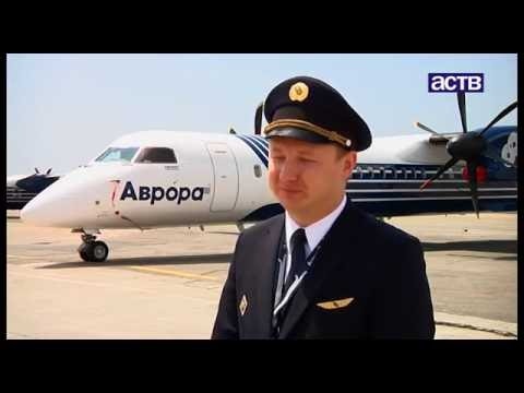 Работа моей мечты. Профессия пилот