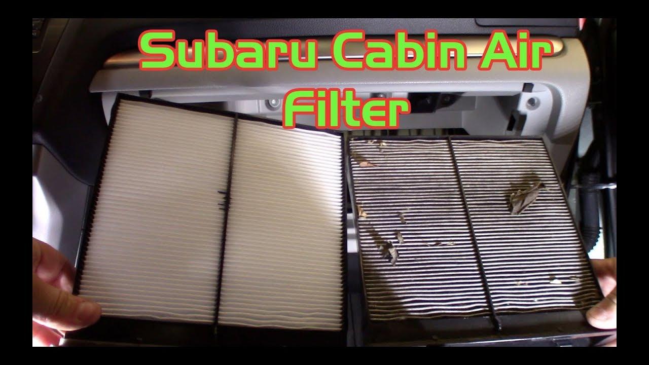 Cabin Air filter For Forester Subaru WRX Impreza WRX STI  Crosstrek 2009-2017