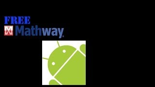 Free Mathway Premium on Android [April-2015] Read Description