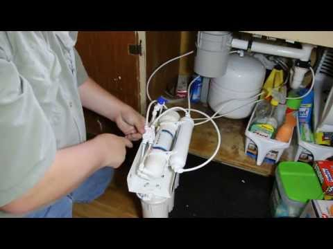 Water Filter Installation Service in Celina