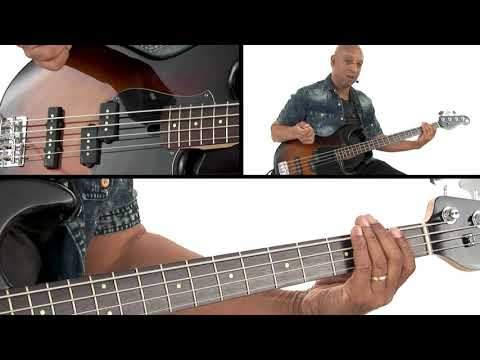 Rock Bass Guitar Lesson - Grand Daddy - Andrew Ford