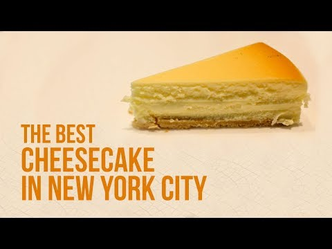 7 Best Cheesecakes In New York City | Two Minute Travel Videos