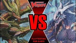 Shiranui Dominate Vs Kagero Blademaster - Post G-BT11 Playtesting (Our First Run With These)