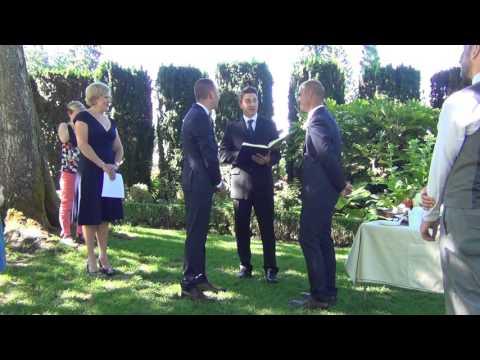 Steven Regis Wedding Portland OR 2016