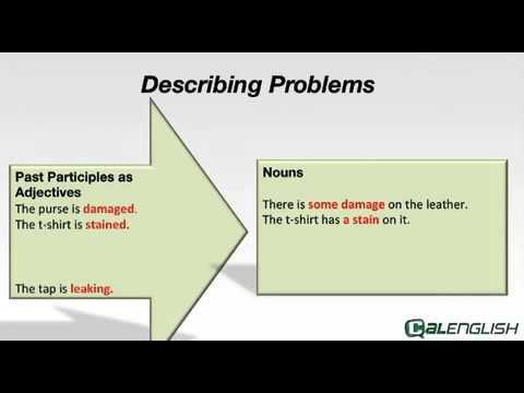 Describing Problems