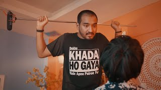 Peter ft. Lockdown with my crush 😆 |Swagger Sharma | Akanksha Singh | Rinni Sharma | Sandy Bhai Fc