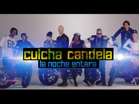 CULCHA CANDELA - LA NOCHE ENTERA - OFFICIAL VIDEO von YouTube · Dauer:  2 Minuten 28 Sekunden