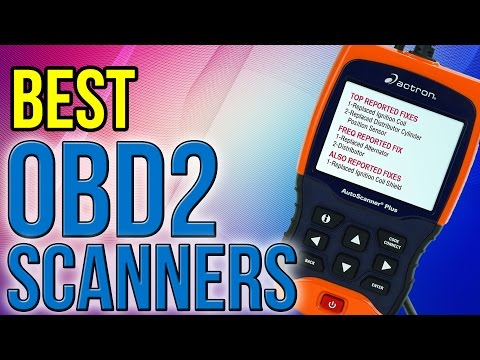 10 Best OBD2 Scanners 2017