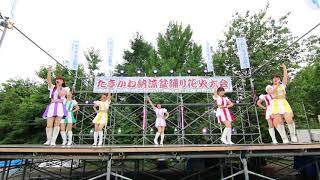 説明 2017年8月11日(金、山の日) たきかわ納涼盆踊り花火大会 会場:...