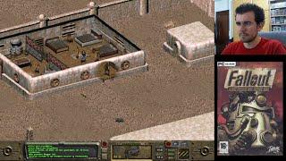 FALLOUT (PC) - Los orígenes de la saga    Gameplay en Español