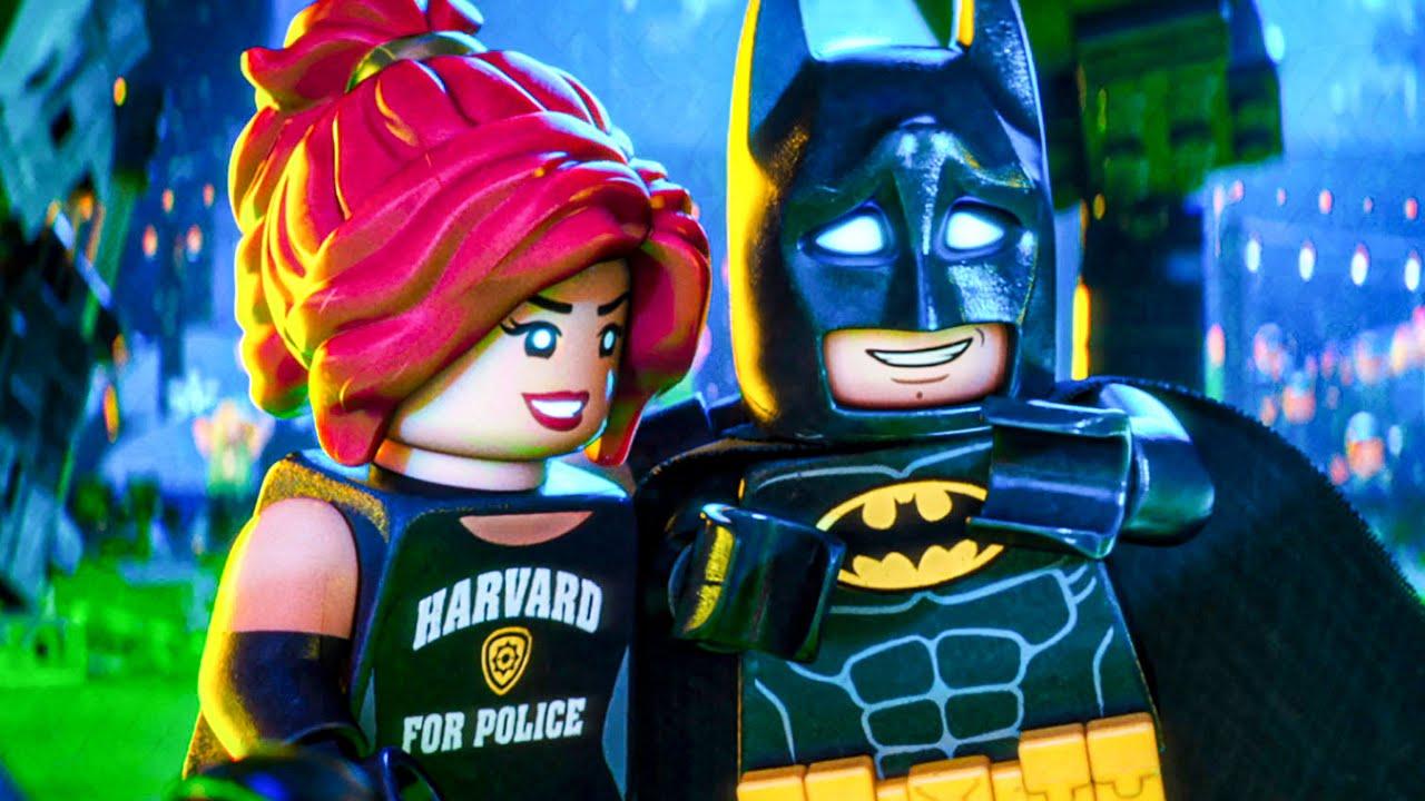 Лего Фильм Бэтмен  Русский Трейлер 2017  YouTube