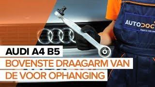 Instructieboekje Audi A4 b7 online