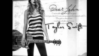 Taylor Swift Dear John Instrumental (edited)