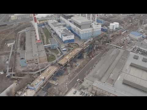 МЦД 4 Строительство Центрального участка