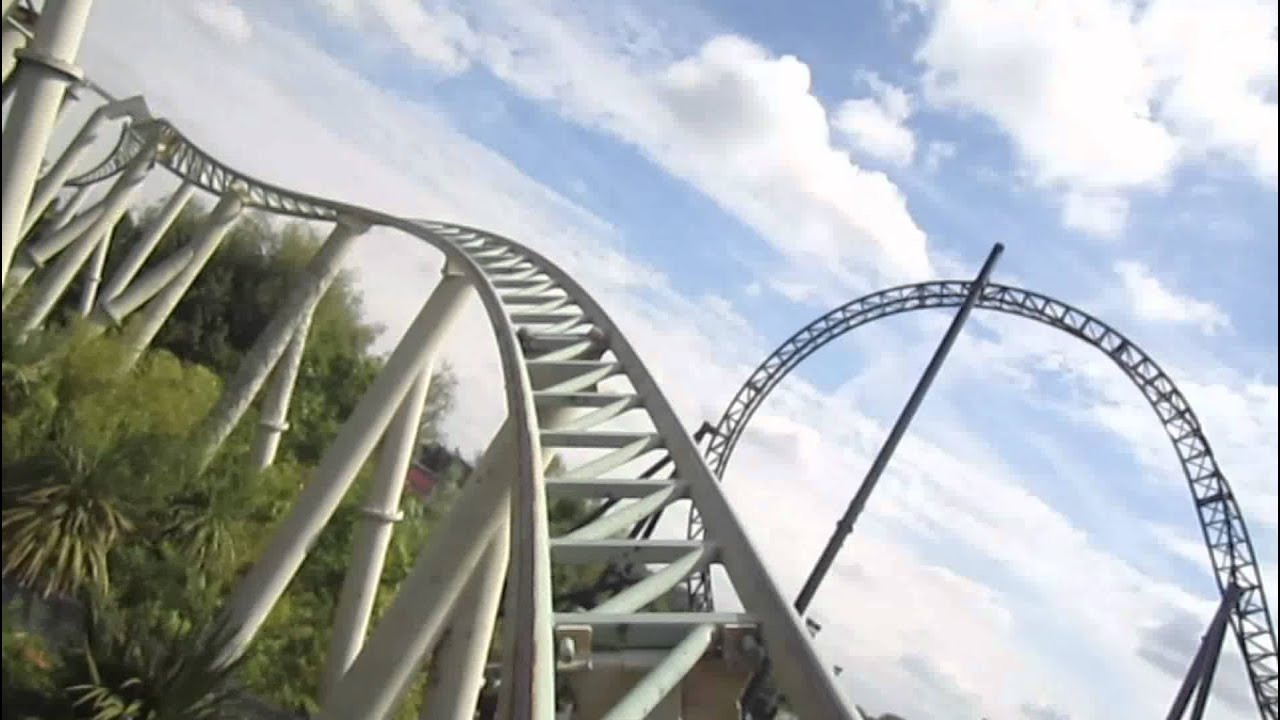 Download Colossus Front Row Seat on-ride HD POV Thorpe Park