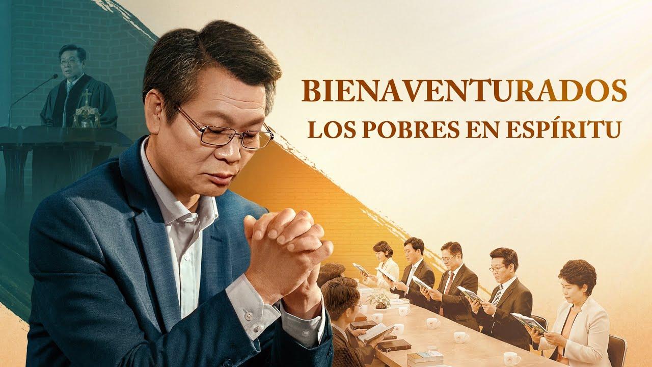 """Película cristiana """"Bienaventurados los pobres en Espíritu""""   Tráiler"""