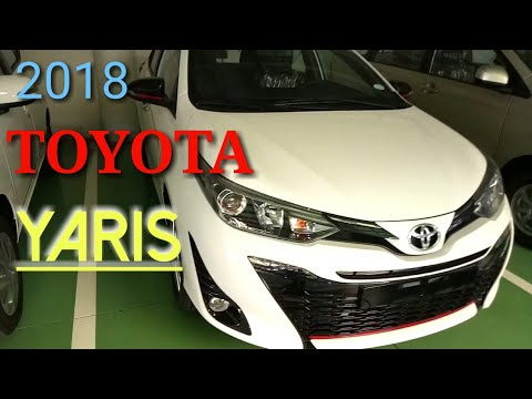 New Yaris S 1500cc Trd Toyota Grand Veloz Price In India 2018 1 5 Cvt Color White Video Tour Youtube
