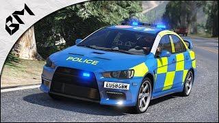 GTA 5 - LSPDFR - WTF - Spécial British - Patrouille 18