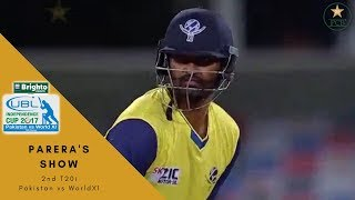 Thisara Perera SIX! to Sohail Khan | Independence Cup 2017 | Pakistan vs World XI
