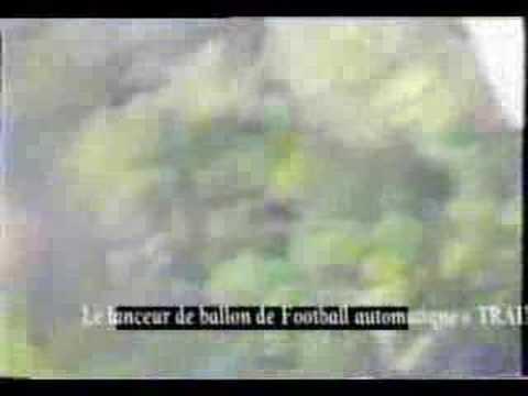 lanceur automatique de ballons de football TRAINER