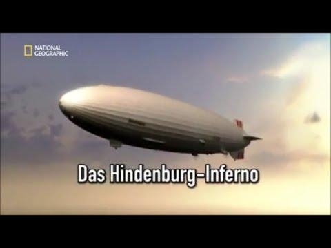 25 - Sekunden vor dem Unglück - Das Hindenburg-Inferno